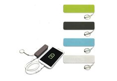 Charges your smartphone while on the go!