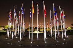 The Global Citizens Plaza at Chapman University