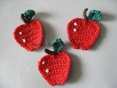 Apples crochet-ideas