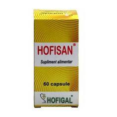 Hofisan, antiseptic renal si digestiv, 60 capsule Hofigal - eMAG.ro Personal Care, Self Care, Personal Hygiene