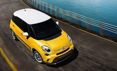 Fiat 4 doors 500L