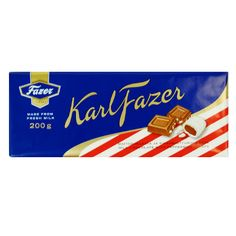 Fazer Peppermint Crisp Bar - 7 oz Crispy peppermint adds a crunch and flavor to Fazer�s decadent milk chocolate. The Fazer Company has been using fresh milk and top quality cocoa beans to make its chocolate since Its mouth-wate. Peppermint Crisp, Coffee Candy, Nordic Vikings, Fresh Milk, Finland, Cocoa, Scandinavian, Bar, Chocolate
