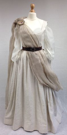 Costume designed by Terry Dresbach for Lotte Verbeek as Geillis Duncan on Outlander (2014-)  From Terry Dresbach's Blog