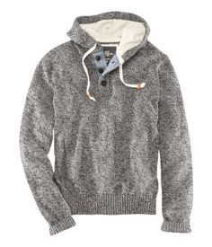 Hooded Sweater | H US