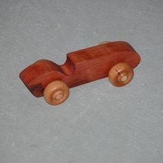Enfant de jouets bois ' Vette Contervible par WoodNCreations
