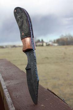 http://www.cadecga.com/category/Utility-Knife/ #89 - StClair Custom Knives & Metalsmithing: