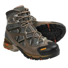 Asolo Attiva Gore-Tex® Hiking Boots - Waterproof  (For Women) in Coretex/Anthracite