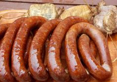 How To Make Sausage, Sausage Making, Polish Recipes, Polish Food, Smoking Meat, Canning Recipes, Sausage Recipes, In The Flesh, Charcuterie