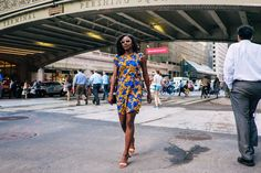 Bringing Floral Brights to the Concrete Jungle