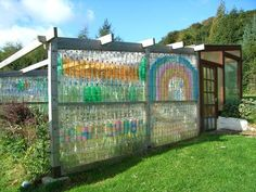 A collection of greenhouses made from repurposed plastic bottles. Get inspiration from the various green houses made of recycled plastic bottles!