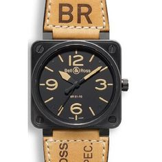 Bell & Ross Automatic Heritage Watch!