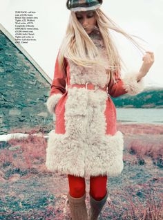 """Dreaming of Dior: """"Over the Hills and Far Away"""" Kirsty Hume by Erik Madigan Heck for Harper's Bazaar UK September 2015"""