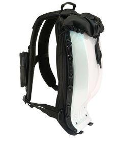 406edb601f Boblbee Peoples Delite Executive Pearl Backpack in Pearl Metallic