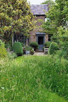 19 Mesmerizing Tropical Garden Layout Ideas 19 Mesmerizing Tropical Garden Layout Ideas Incredible T Wakefield, Amazing Gardens, Beautiful Gardens, Meadow Garden, Hill Garden, Garden Pond, Tropical Garden, Lush Garden, Balcony Garden