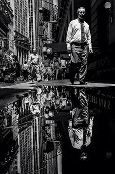 Rinzi Ruiz - Street Zen #BlackAndWhite #Photography #art