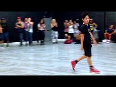 Fierce 11-year-old Boy Dances to Lady Gaga's 'Applause' at Dance Recital (Video)