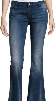 Nanette Lapore Canal Flare Brooklyn Women's Distressed Jeans Size 4 X 32 NWT  | eBay