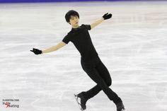 Yuzuru Hanyu  Inside Skatingより