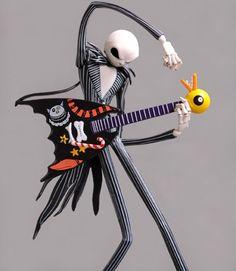 Nightmare Before Christmas Jack Skellington Decoration Animation Figure Model