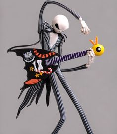 Nightmare Before Christmas Jack Skellington Decoration Animation Figure Model