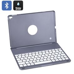 iPad Pro Portable Keyboard - Bluetooth 7 Colors Keyboard Light 100 Hours Battery Life Light Weight 10M Operating Distance