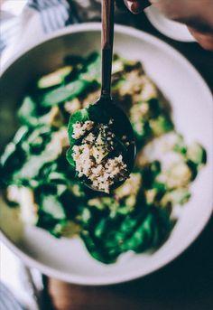 Insalata di miglio e avocado - Millet and Avocado Salad 7