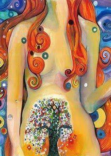 Il mio utero non esiste più, è stato travolto dalle vicissitudini della vita. Per molto tempo mi sono sentita mutilata finchè non ho compreso che abbiamo un utero eterico che non espleta più le funzioni fisiche ma quelle emozionali si. Il mio centro intuitivo, il caldo focolare femminile è intatto nel mio essere. Ombretta Corradi (Da Nel Nome della Madre)