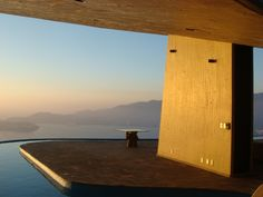 """Mar Brisas, house by John Lautner, Acapulco -- from the film """"Infinite Space"""" by director Murray Grigor and editor Sara Sackner"""