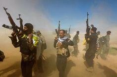 Kruisigingen filmen is hun wapen tegen het kalifaat - NRC
