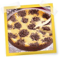 PiCKUP - Black n' white Cheesecake!