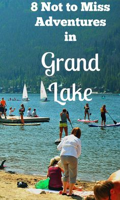 8 Stunning Adventures You Don't Want to Miss in Grand Lake, Colorado | Little Family Adventure
