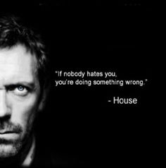 House · Random QuotesGregory HouseAwesome ...