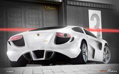 Lamborghini Fvrkna 2011