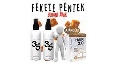 Bemutatjuk a különleges, 35 összetevőt tartalmazó Xcellerate 35 szérumot, spray formájában a haj kezelésére, férfiak és nők számára egyaránt! https://www.szeretematestem.hu/xcellerate_35_831