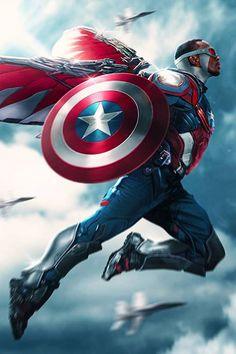 Why did Captain America make the choice of giving the shield to Sam Wilson and not Bucky Barnes, Avengers: Endgame director Joe Russo answers the question: Why Bucky Was Not Given The shield In Avengers: Endgame? Marvel Avengers, Marvel Comics, Heros Comics, Films Marvel, Marvel Memes, Marvel Characters, Funny Avengers, Yondu Marvel, Captain America Wallpaper