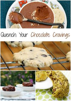 4 Vegan Recipes to Quench Your Chocolate Cravings