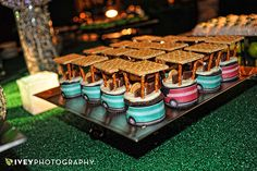 Golf Cart Cupcakes @USHoleInOne