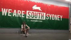 We are South Sydney Rugby League, Rabbits, Sydney, Rabbit, Bunnies, Hare, Bunny