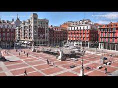 """Timelapse """"Valladolid en movimiento""""   Video producido por Luisma Guerra en colaboración con el Ayuntamiento de Valladolid"""