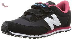 New Balance KL574Z1Y-574, Sneakers Hautes Mixte Enfant, Multicolore (Yellow/Blue 723), 38.5 EU