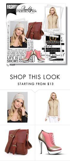 """""""Quality Periences :)"""" by hetkateta ❤ liked on Polyvore featuring Leto, 12PM by Mon Ami and vintage"""