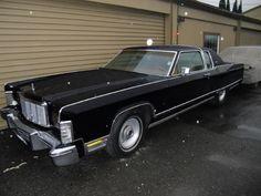 1976 LINCOLN TOWN CAR CARTIER | San Jose CA