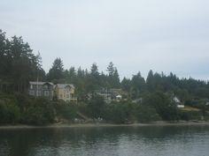 Bainsbridge Island, Washington