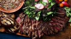 Steak with Nahm Jim Jeaw Recipe Mandarin Orange Sauce Recipe, Orange Jam Recipes, Steak Recipes, Sauce Recipes, Side Dish Recipes, Asian Recipes
