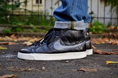 Supreme x Nike Blazer SB Nike Sb, Nike Air Max, Basket Nike, Nike Air Force, Supreme, Air Jordans, Addiction, Kicks, Footwear