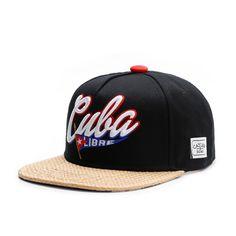 120df22fca2b5 CAYLER   SONS C S Cuba Libre Cap Snapback Caps