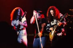 Allen, Ronnie, and Gary