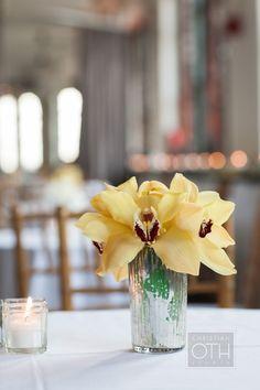 Centerpiece | Orchids