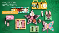 Body Shop At Home, The Body Shop, Novelty Gifts, Cute Gifts, Finding Yourself, Things To Come, Skin Care, Juice, Fun