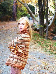 Ravelry: blacksea's Darcy Fair Isle Sweater